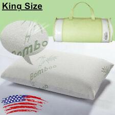 panda life bamboo memory foam pillows