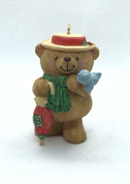 Hallmark Ornament 1998 Forever Friends Bear The Andrew ...
