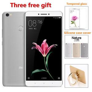 "Original Xiaomi Mi MAX 6.44"" Octa Core 4850mAh 4GB RAM 128GB 4G LTE Mobile Phone"