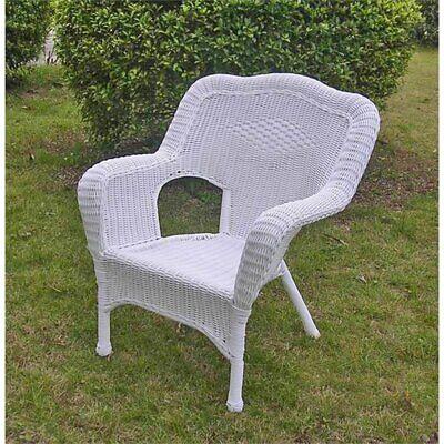 international caravan monaco resin patio chair in white set of 2 700493791613 ebay