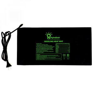 details sur hyindoor tapis chauffant pour semis jardinage electronique dispositif de