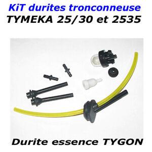 details sur kit tuyau durite essence tronconneuse elageuse tymeka 25 30 et 25 35