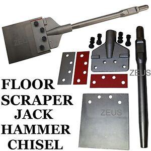 details about jack hammer flexible lino tile floor scraper lifter jackhammer chisel hitachi