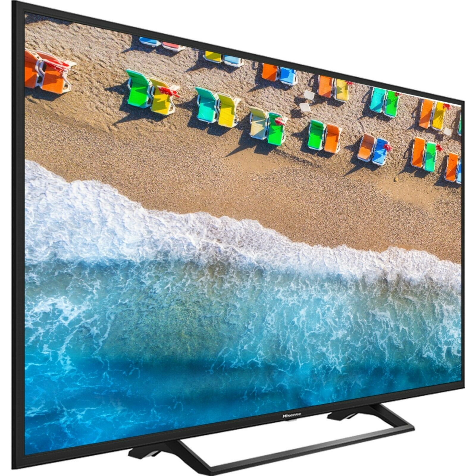 Hisense H43BE7200 43 Zoll UHD LED-Fernseher Smart TV Triple Tuner 1400 PCI