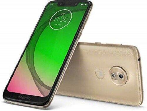 Motorola Moto G7 Play – 32GB – Fine Gold (Ohne Simlock) (Dual-SIM) **NEU