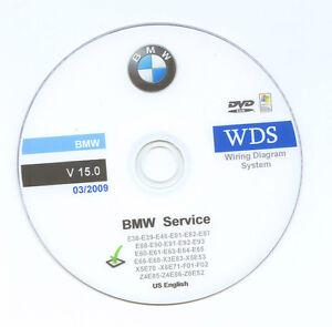 Bmw wds v 150 032009 wiring diagram system  latest version | eBay