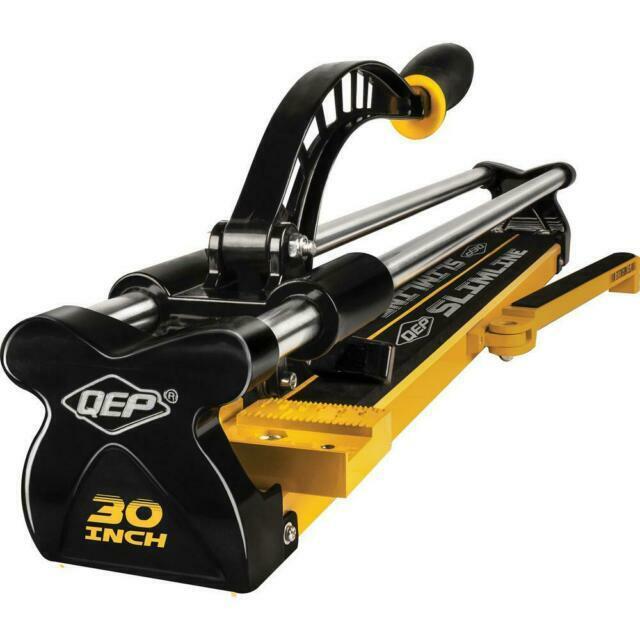 qep 30 in slimline professional tile cutter model 10632q