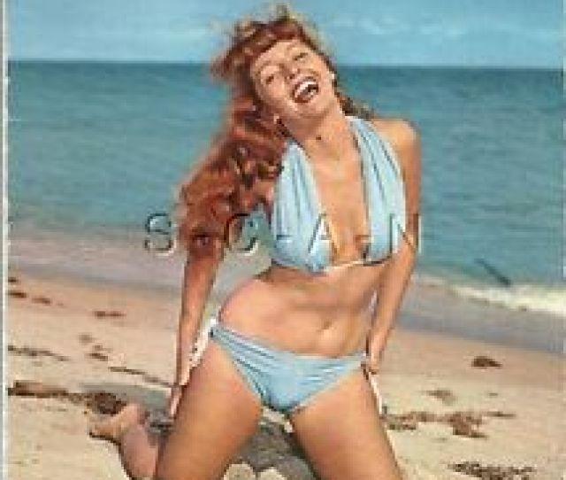 Image Is Loading Original 1950s 60s German Pinup Pc Semi Nude