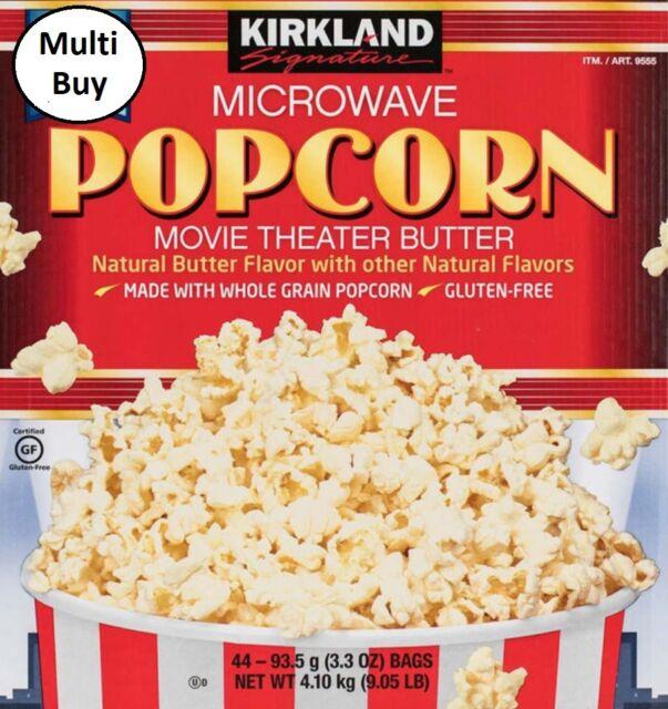 kirkland signature microwave popcorn 3