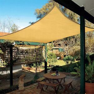 4m sun shade sail outdoor garden