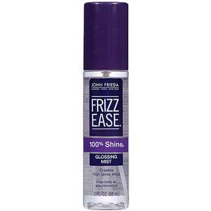 john frieda frizz ease 100 shine glossing mist 3oz new ebay