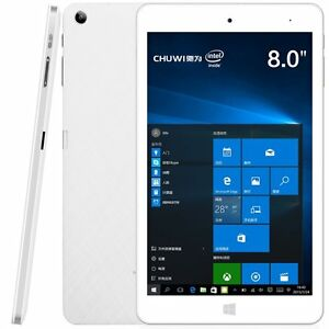 [2017] CHUWI Hi8 Pro 8 Inch IPS Full HD Screen Windows 10 + Android 5.1 Tablet +