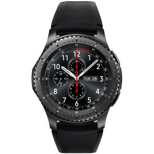 Samsung Gear S3 Frontier Smartwatch 46mm SM-R760 - Dark Gray