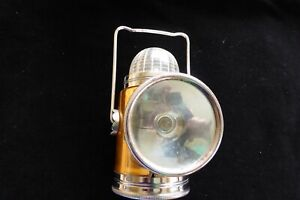 Pifco 1950s Vintage 1440 Motorists Domed Lantern in box. No spare red dome.