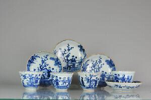 Antique Japanese -Arita - Rare Kakiemon Tea Set - Figures - Porcelain - ...
