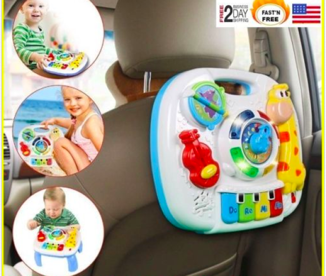 Toddlers Music Learning Game Park Toy Boy Girls Age  Months And