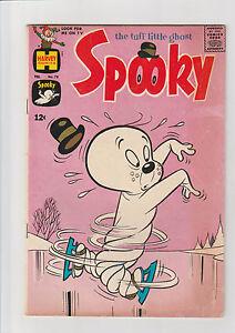 Spooky #78 VG Harvey comic 1964 Skating