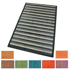 details sur tapis bambou bois marchepied cuisine degrader napperon bambou antiderapant