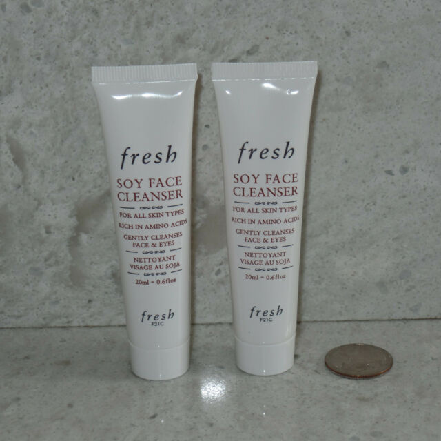 Soy Face Cleanser 20ml Fresh
