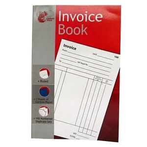 Invoice Duplicate Book   1   100 pages     Full Inv layout   Size 204     Image is loading Invoice Duplicate Book 1 100 pages Full Inv