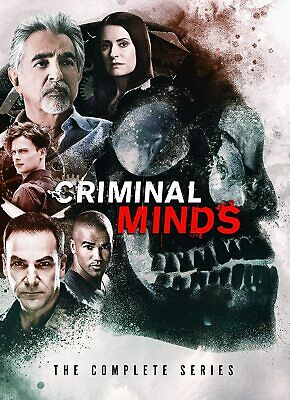 criminal minds 1 15 2005 2020 complete fbi drama tv season series new rg1 dvd ebay