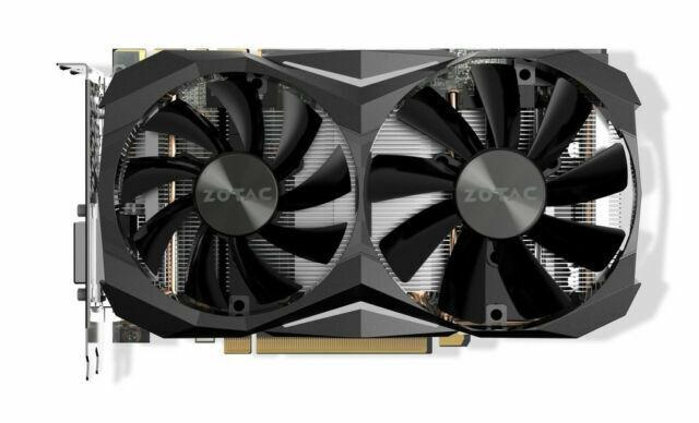 Zotac Nvidia Geforce Gtx 1080 Ti Mini 11gb Gddr5x 352bit Grafikkarte Zt P10810g 10p Gunstig Kaufen Ebay