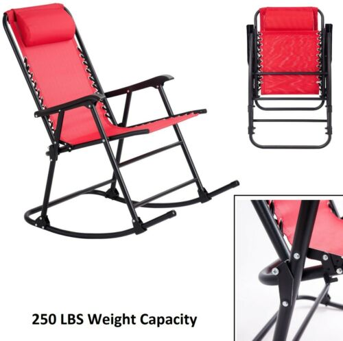 yard garden outdoor living outdoor rocking chair folding patio chairs porch armchair deck seat garden red patio garden furniture