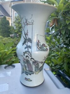 Nice Large Chinese Porcelain Vases