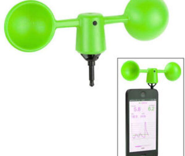 Vav G Vaavud Smartphone Wind Meter Anemometer With Free