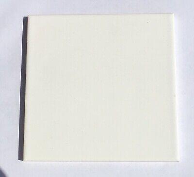 waterworks gloss white 6x6 fliesen 1 sq ft surplus ebay