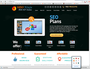 Outstanding SEO Website Free Installation+H