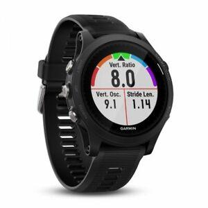 Garmin Forerunner 935 Black Running Watch With GPS Capabilities 010-01746-00