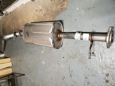2015 2019 chevy colorado gmc canyon stock oem direct fit cat back exhaust ebay