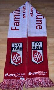 Fc Rot Weiss Erfurt Schal Scarf Sciarpa Bufanda Echarpe Ultras Lokomotive Dynamo Ebay