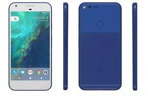 Google Pixel XL (Latest Model) 32GB - Really Blue (Verizon) Unlocked Smartphone
