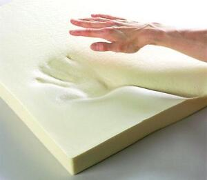 Image Is Loading Orthopaedic Memory Foam Mattress Toppers All Sizes Amp