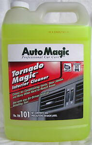 INTERIOR CLEANER TORNADO MAGIC By Auto Magic For