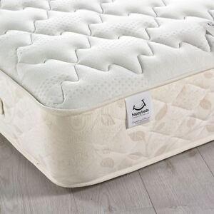 Image Is Loading Hy Beds Comfort Ortho 1400 Pocket Sprung Mattress