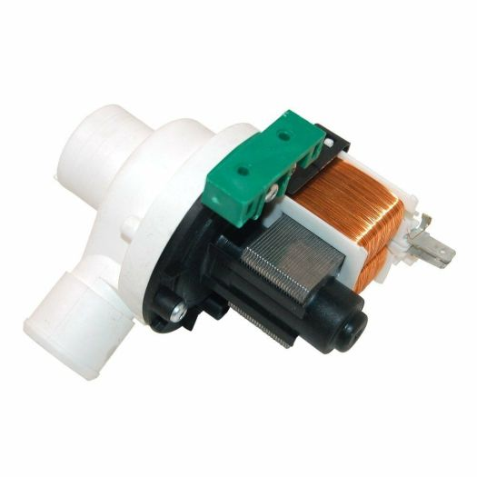 s l1600 - Appliance Repair Parts INDESIT WASHING MACHINE DRAIN PUMP GENUINE PARTS C00198513