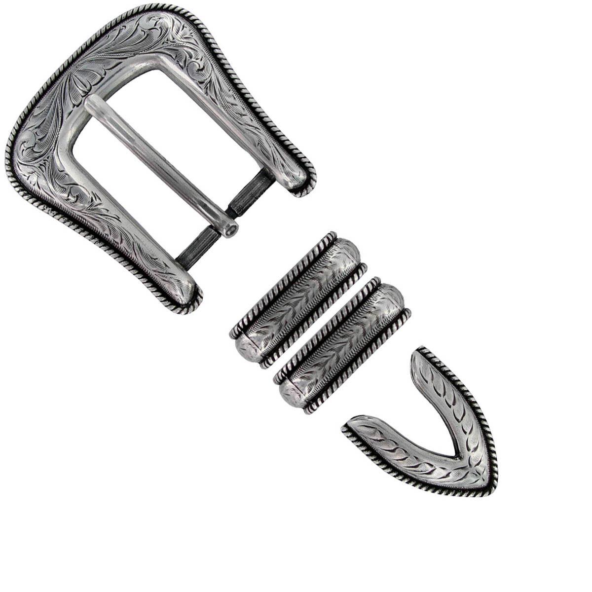 Rope Belt Cowboy Belt Buckles
