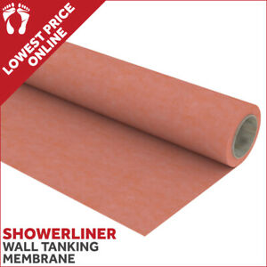 details about waterproof floor wall tanking membrane showers wetrooms under tile stone