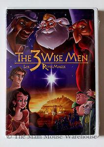 The Three 3 Wise Men Christmas Nativity Bible Cartoon