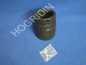 details zu freedom performance harley exhaust muffler 4 inch end cap tip black rolled