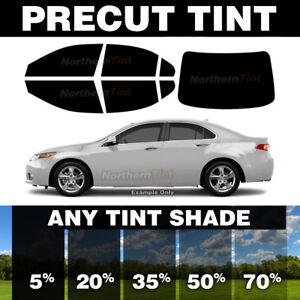 Precut Window Tint For Honda Accord Sedan 98 02 All Windows Any Shade Ebay