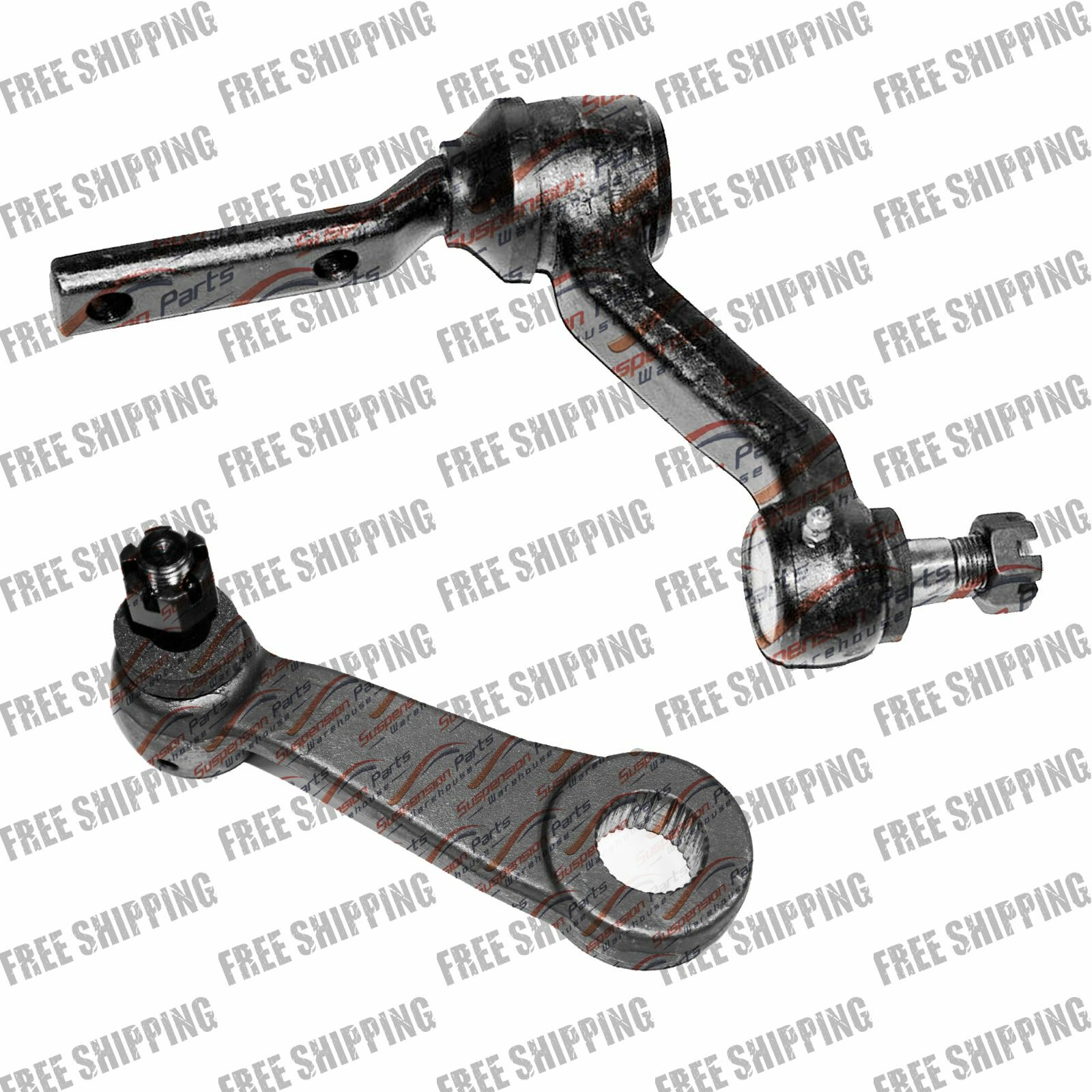 4wd Steering Pitman Idler Arm For Chevrolet S10 Blazer Gmc Sonoma Olds Bravada
