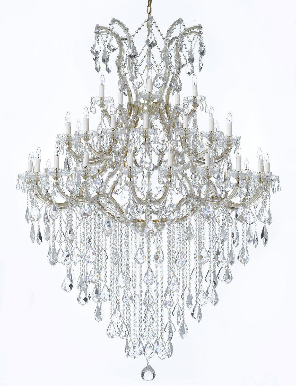 Made With Swarovski Crystal Maria Theresa Crystal