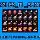 [Rocket League] [Xbox One] Painted Import Cars and Boosts! CHEAP! FAST DELIVERY