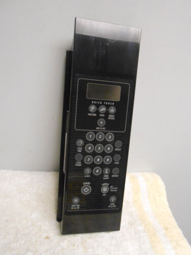 major appliances whirlpool microwave oven control panel w10164598 black microwave parts accessories