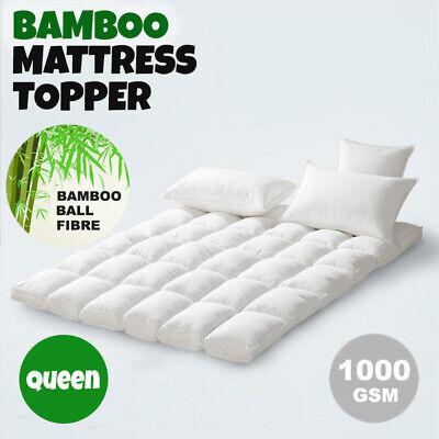 queen size luxury bamboo ball fibre