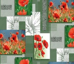 A S Rote Mohnblumen Artgalerie Bildershop